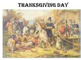 презентация на тему thanksgiving day an american the