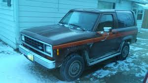 How Much Is The 2016 Ford Bronco Coal 1988 Ford Bronco Ii U2013 The Busting Bronco