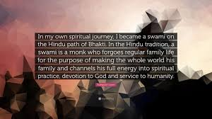 quote life journey path radhanath swami quote u201cin my own spiritual journey i became a