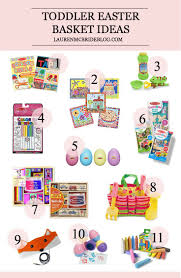 ideas for easter baskets for toddlers easter basket gift ideas for toddlers and babies mcbride