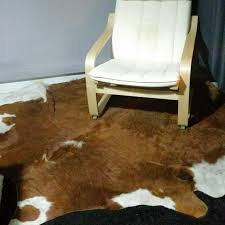 Cowhide Rugs Ikea Ikea Koldby Genuine Cowhide Rug Carpet Furniture U0026 Home On Carousell