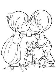 13 precious moments images coloring sheets