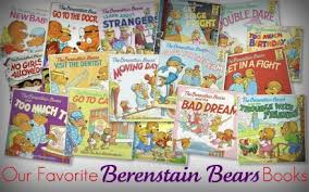 berenstein bears books our top 5 favorite berenstain bears books your favorite