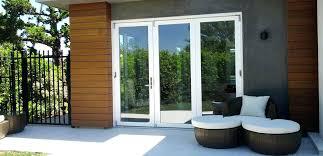 Folding Exterior Door Folding Exterior Door Tremendous Folding Patio Doors Prices