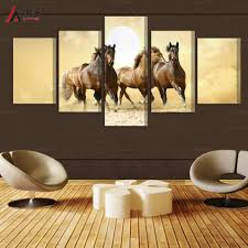 online get cheap large horse paintings aliexpress com alibaba group