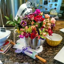 shambray recipe and kitchen themed bridal shower
