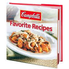 cookbooks campbellshop com campbells favorite recipes
