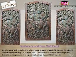 indian wooden wall antique vintage indian wall decor panels mogulinterior