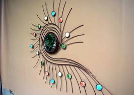 Decor Picture More Detailed Picture by Peacock Wall Decor For Encourage U2013 Researchpaperhouse Com