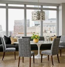 Dark Gray Dining Room Dining Chairs Winsome Gray Fabric Dining Chairs Design Gray