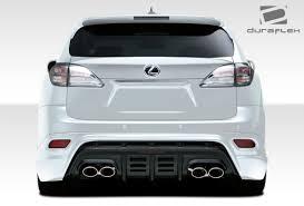 lexus rear bumper 10 lexusrxseriesw 1rear2 jpg