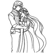 solutions rapunzel coloring pages job summary