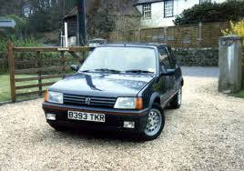 peugeot gti 1990 vintage photos awesome