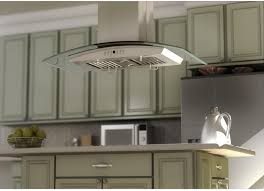 Kitchen Cabinets Staining by Ceiling Amusing Kitchen Interior Retro Black And Silver Island