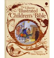 the usborne illustrated children s bible illustrated by