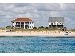 Beach House Rentals Topsail Island Nc - island drive 3682 oceanfront house north topsail beach