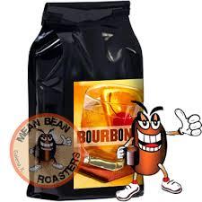 bourbon flavored coffee bean coffee roasters