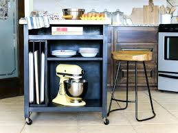 Portable Kitchen Island With Drop Leaf Mobile Kitchen Island Canada Movable With Drop Leaf Diy Portable