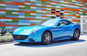 Ferrari California Light Blue - what will ferrari be after luca cordero di montezemolo leaves wsj