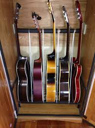 how to make a guitar humidifier cabinet from a book case can be