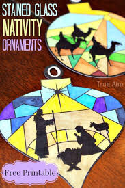25 ornaments kids can make ornament sunday and craft