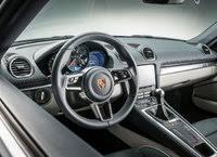 porsche 917 interior 2017 porsche 718 cayman interior pictures cargurus