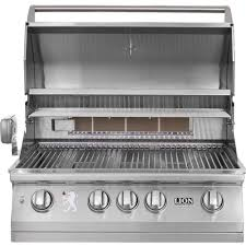 lion l75000 32 inch stainless steel built in natural gas grill