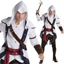 assassins creed costume adults fancy dress ebay