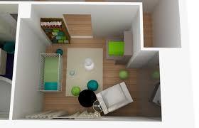 simulation chambre adc l atelier d à côté aménagement intérieur design d espace et