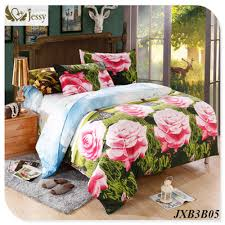 British Flag Bedding Jessy Home 4pcs Bed Linens 3d Bedding Set Tiger Rose Plant Printed