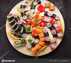 jeu de cuisine sushi cuisine japonaise jeu de sushi photographie ostancoff 140979114