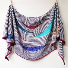 43 best awesome shawl kits images on knit crochet