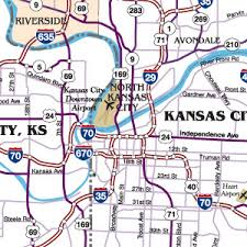 kansas city metro map city maps and maps for web print and display media