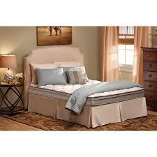 euro top mattress short queen 60