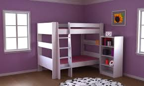 the bedroom source furniture twin over bunk bed with stairs in girl bedroom source home