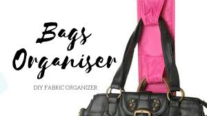 diy days bags organizer organizing shoes scarfs and belts