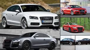 audi a5 all years and modifications with reviews msrp ratings