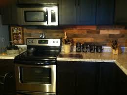 Cheap Diy Kitchen Backsplash Ideas Wood Kitchen Backsplash Home Decoration Ideas