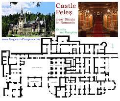 castle floor plan 1st floor