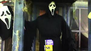 halloween costumes spirit store spirit halloween 2011 clearance scream 4 ghostface youtube