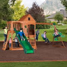 sheridan wooden swing set outdoor pinterest wooden swings