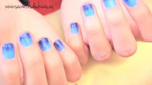 imagenes de uñas pintadas pequeñas pintado de uñas con esponja youtube