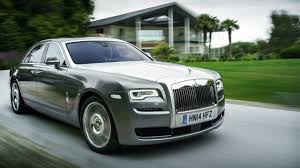 Rolls Royce Ghost Review Top Gear