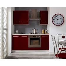 cuisine couleur bordeaux cuisine couleur bordeaux brillant fabulous cuisine et