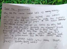 8 writes heartbreaking letter to welsh government begging