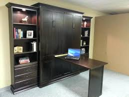 Murphy Bed Office Desk Combo Hover Horizontal Single Murphy Bed Desk Expand Furniture Wall With