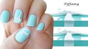 tiffany nail art tutorial youtube