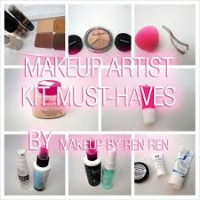 best makeup kits for makeup artists best 25 professional makeup artist ideas on