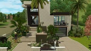 the sims 3 house building moderna villa dutchsims 3 master