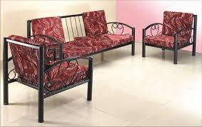 Sofa Sets Sofa Sets Manufacturer From Mumbai - Steel sofa designs